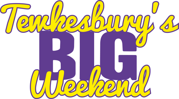 Tewkesbury's Big Weekend